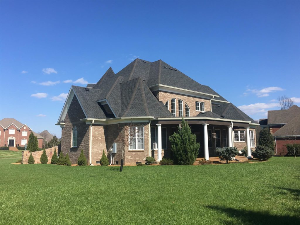 Custom Home on a large level lot. 4 Bathrooms and Baths with Brazilian Cherry Hardwood thru-out
